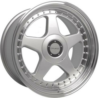 "ALLOY WHEELS X 4 17"" SPL DARE DR-F5 FOR 4x100 PEUGEOT PROTON RENAULT MODELS"