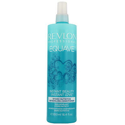 NEW Revlon Professional Equave Hydro Nutritive Detangling Conditioner 500ml