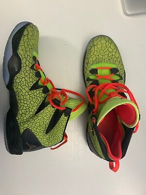 on sale db2ad 7d6c4 Men s Air Jordan 28 Xx8 Se All Star Volt 656249-723