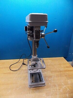 """Professional Bench Drill Press 10"""" Swing Step Pulley Control 5 Speed REPAIR"""