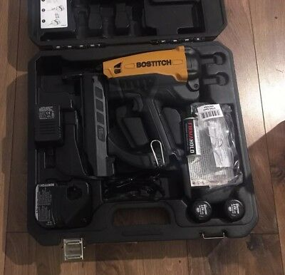 hitachi bostitch nail gun