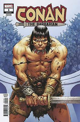 (2019) Conan The Barbarian #1 John Cassaday 1:10 Variant Cover
