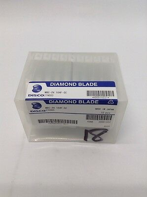 Disco Blade Diamond Dicing Saw Adt Nbc-Zh Blade 104F-Se Kns Silicon Cutting Nbc