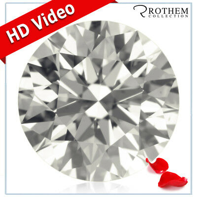 Black Friday Sale 0.74 CT L VS2 Round Cut Loose Diamond Wholesale 29945181