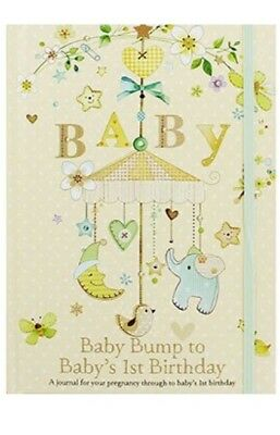 Bump To Birthday Pregnancy Journal (+ FREE BABY NAME BOOK) - SPECIAL OFFER!!
