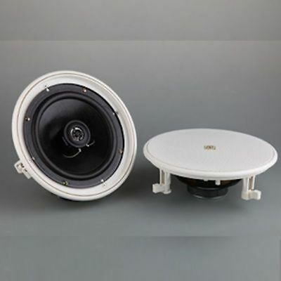 P.Audio PCS-8CFT 8 Inch Coaxial Ceiling Speaker - Superceded Model