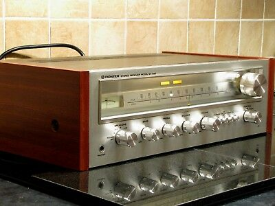 Pioneer SX-450 - Fully refurbished with real wood veneer