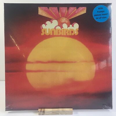 Sunbirds - Same | Garden of Delights | Vinyl LP | NEU OVP | Prog, Fusion