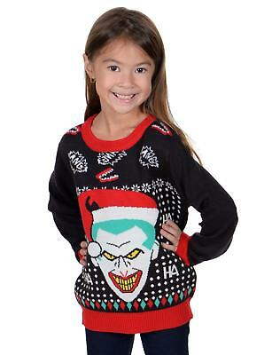 KESIS Children Ugly Christmas Sweater