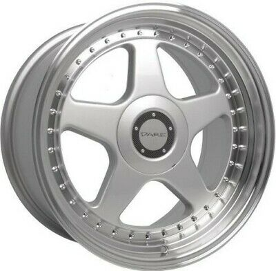 "ALLOY WHEELS X 4 17"" SPL DARE DR-F5 FOR 4x100 ROVER SEAT SUZUKI VOLKSWAGEN"