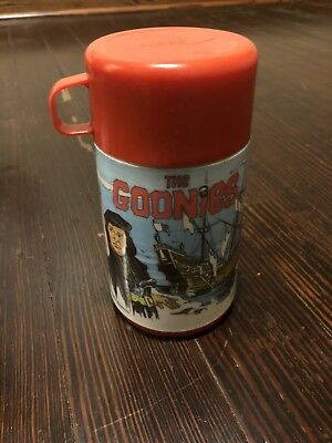 1985 The Goonies Thermos * Vintage * Amazing Condition!