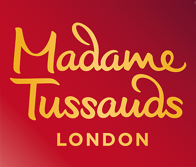 2 X Madame Tussauds Tickets  for Sunday 31/03/2019 Time 3:30PM