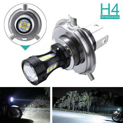 Replacement Car Motorcycle H4 LED Headlight Bulb Super Bright Light 6500K LD1628