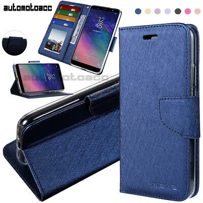 For Samsung GalaxyA9 A8 A7 A6 A5 A3 2016-2018 Magnetic Wallet Leather Case Cover