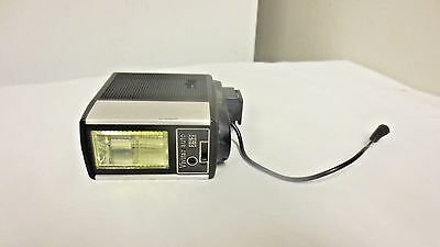 Older Vivitar Auto 252 Marked Flash Camera Attachment - NOT TESTED