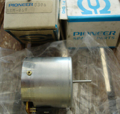 Pioneer RXM-069 Capstan Motor for Tape Deck CT-F750
