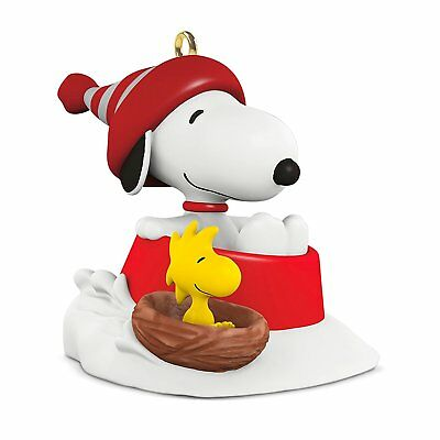 Hallmark, 2017, Keepsake Ornament, 20th In Winter Fun With Snoopy Series, New!