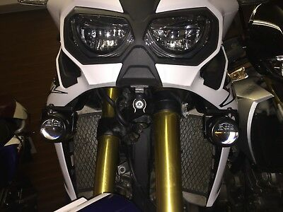 Plug and Play LED Fog Light Kit Honda CRF1000L africatwin.co.uk OEM 08V04MJPG50