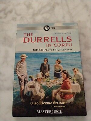 The Durrells in Corfu: The Complete First Season - DVD