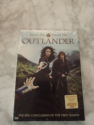 Outlander: Season 1, Vol. 2 (DVD, 2015, 2-Disc Set)