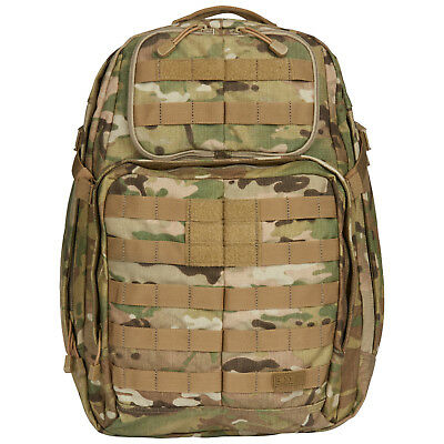 5.11 TACTICAL RUSH 24 MultiCam BACK PACK  - NEW GENUINE