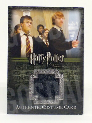 Harry Potter and the Order of Phoenix Harry's Jumper Costume Card HP C9 #151/550