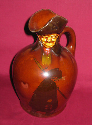 Royal Doulton Kingsware Nightwatchman Flagon