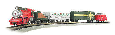 Bachmann 24027 N MERRY XMAS EXPRESS SET