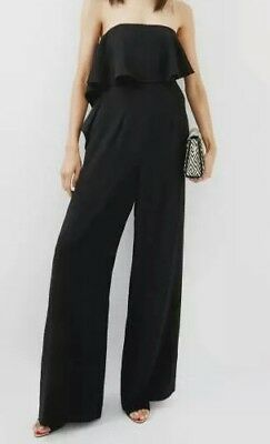 912776e473c TED BAKER TEARA Strapless Jumpsuit Size 2  349 NWT -  140.00