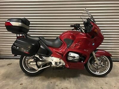 BMW R1150 RT, 2004, 39,000 miles. Fully loaded tourer,  Ready to tour. Look