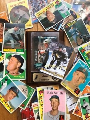 1960's 1970's Vintage Baseball Card Lot! Massive Estate Huge Lot! Vintage Cards!