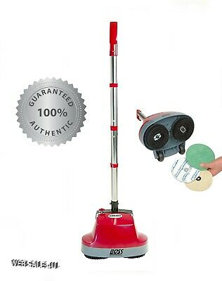 Floor Scrubber Buffer Polisher Machine Tile Hard Wood Cement Floors Cleaner