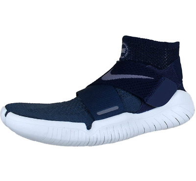 2d5009fc4356 NIKE FREE RN Motion Flyknit 2018 Mens Running Shoes 942840 400 NEW ...