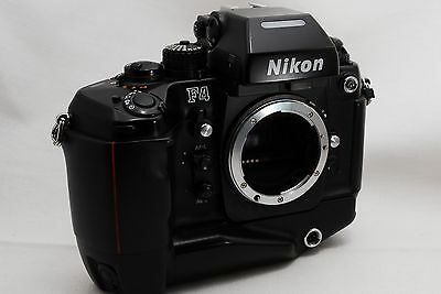 Nikon F4s 35mm SLR Film Camera+MB-21 Excellent From Japan