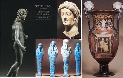Sothebys IMPORTANT ANTIQUITIES & ISLAMIC Works of Art #6383 Greek Roman Egyptian