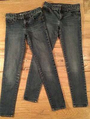 2x GAP Jeans* 12 J.* Gr. 152* Slim-fit