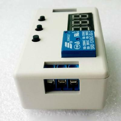 DC 12V LED Delay Time Switch Module Timer Control Relay Multifunction Circuit WT
