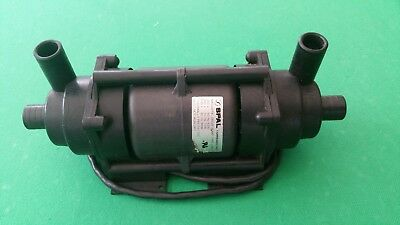 Magnetic drive centrifugal dual pump SPAL X963AC