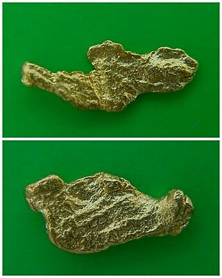 Two Gold Nuggets0.64 gms. High Purity / Australian / Natural / Gold Nuggets