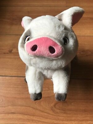 Disney Store Pua Plush From Moana With Tags