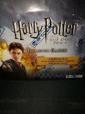 Artbox Harry Potter and the Half-Blood Prince Factory Sealed