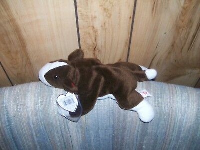 16f8f031964 TY BEANIE BABY Bruno The Terrier Dog