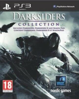 Darksiders Collection PS3 Digital