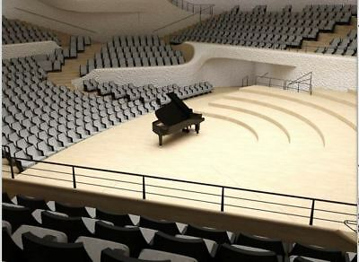 2 x Ensemble Interontemporain Elbphilharmonie 18.4.2019