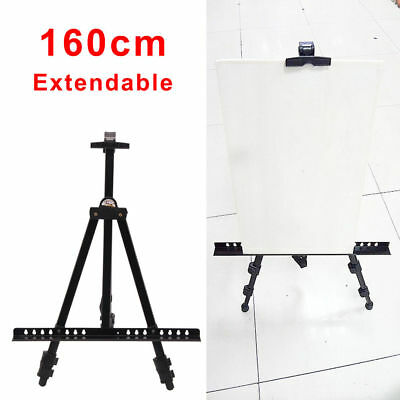 Reinforced Artist Easel Stand Folding Tripod Display Easel Adjustable with Bag