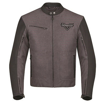 Victory Motorcycle New Men's Black Bagger Riding Jacket, 2X-Large, 286618212