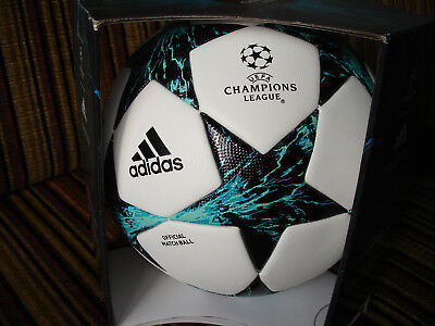 Adidas Champions League Finale 2017-2018 OMB Official Matchball Box Size5 soccer