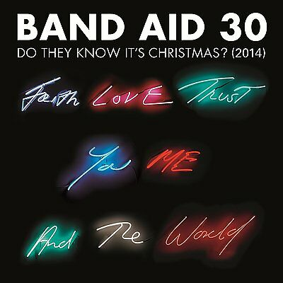 Band Aid 30 - Do They Know It's Christmas – New Cd Single