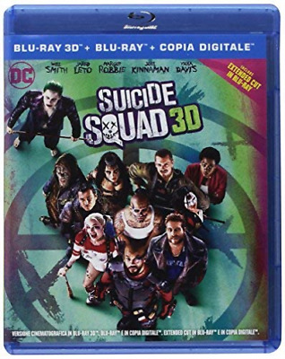 Suicide Squad - 3D Blu-Ray NEUF