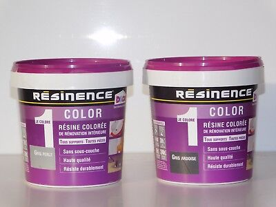 Résinence Color peinture de rénovation multi supports 0,5L